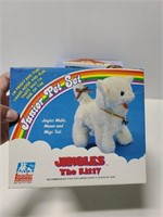 New in box vintage Wonder Pup & Jingles the Kitty