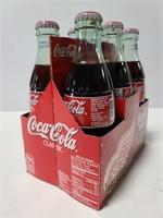 Vintage Detroit Redwings Coca-Cola 6 pack