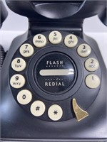 Retro grand rotary style push button phone