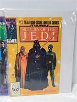 Marvel 4 issue limited series Star Wars comics