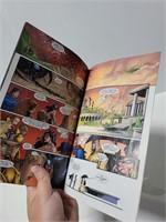 Superman/Wonder Woman comic w/ 3D cover