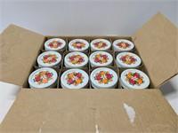 Kerr 12ct. Glass jars in original box