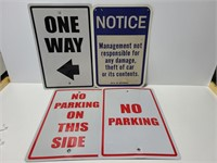For genuine street warning signs