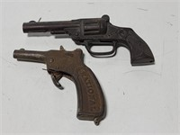 Two old national western guns