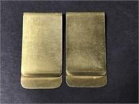 Vintage Shriners money clips & medals