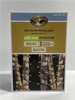 New LED garden string lights
