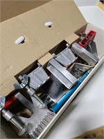 Zyliss  Profi-king adjustable workbench clamp