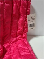 New w/ tags pink 3x puffy vest