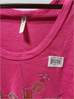 New w/ tags Chelona xl bejeweled tank top