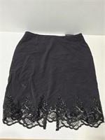 New w/ tags Lane Bryant size 20 laxe trim skirt