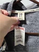 Roxy New w/ tags xl zip up hoodie