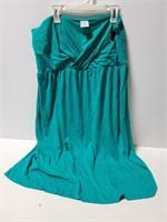 Merona New w/ tags xl strapless top