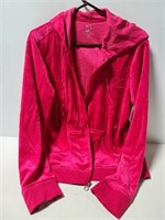 New York & Company New w/ tags pink zipup xl