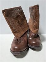 Size 9 Muk Luks boots