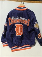 New w/ tags genuine Detroit Tigers jacket size M