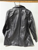 Size small Gap leather jacket