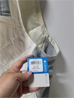 New w/ tags Columbia white/gray vest 3xl