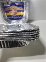 Foil multi purpose pans