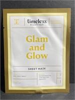 Lot of 2 new face sheet masks