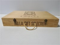 Vintage Bolla wine box