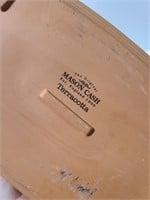 Mason Cash terracotta dutch oven