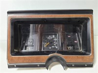 Ford '65 '66 '67 mustang guage cluster dashboard