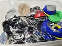 Button making supplies