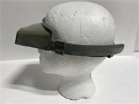 Vintage magnifying visor headband