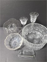 Glassware odds and ends