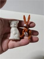 Riny antique toy animals