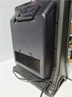 Lasko faux fire heater