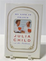 My Life in France Julia Child book