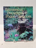 Waterfalks, fountains, pools and streams book