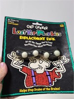 Lost marbles gag gift