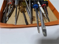 Screwdriver collection