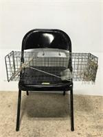 Live animal trap, 24 in long x 8 in
