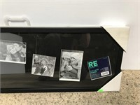 New photo collage frame, 33 inch