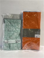 Lot of 4 packs new tissue paper & tablecloth
