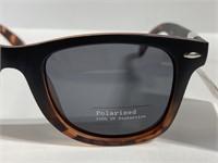 A new day polarized tortoise shell sunglasses
