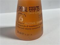 Special effects hair graffiti salon shine oil