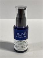 Keune for men salon beard oil