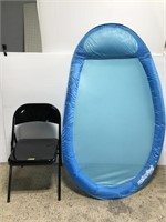 SwimWays spring float pool lounge
