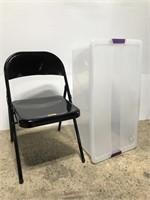 New sterilite Clearview storage bin 35 in