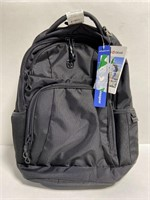 New Swiss gear black 18.5 in backpack