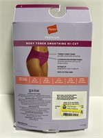 New Hanes women's 3-pack smoothing hi-cuts