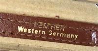 West German men's kit, clocks, music boxes and