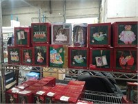 Miscellaneous Christmas ornaments