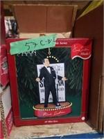 Frank Sinatra Christmas ornament
