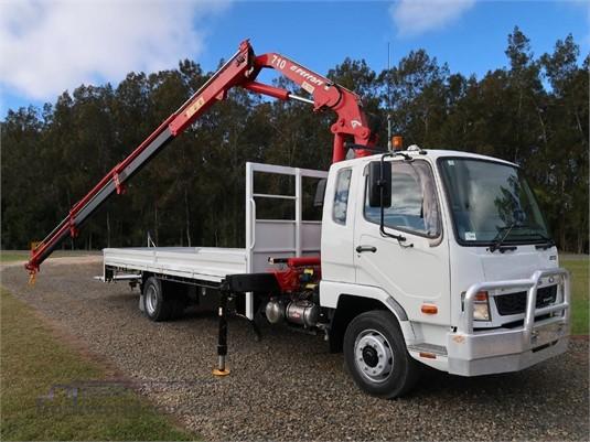 2015 Fuso Fighter 1427 - Trucks for Sale