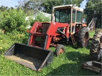 Randy Kroemer Farm Machinery Auction